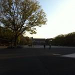 上野公園でインターバル走をすると・・・